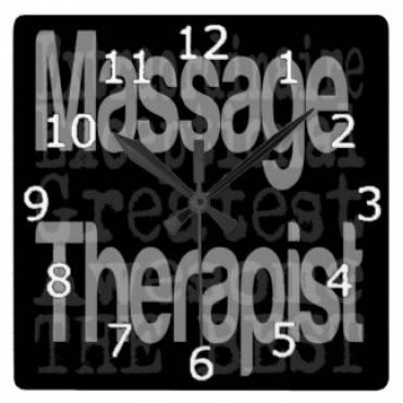 Les nouveaux horaires de votre salle de massage au Touquet