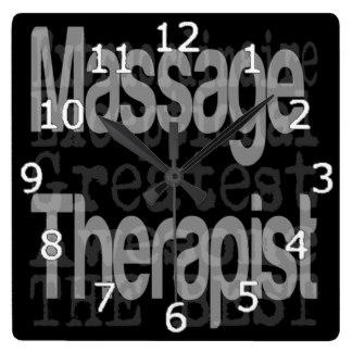 Massage Le Touquet - Nouveaux horaires fin 2017 / 2018