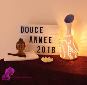 Massage Le Touquet Bonne année 2018
