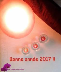 Massage Le Touquet Bonne année 2016