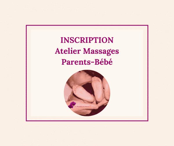 Inscription massage bébé au Touquet