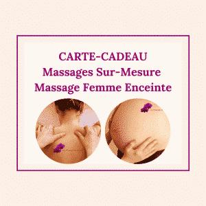 Carte-cadeau massages au Touquet