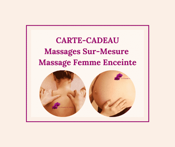 Carte-cadeau massages au Touquet